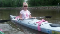 Kayaking for a Cure