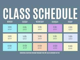 Scheduling for Next School Year 2019-2020