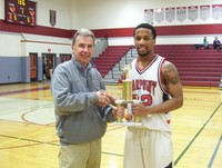Three Point Champion 2014--Amir Billups