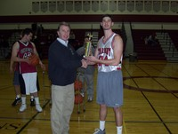 Jon Plail--3 point champion