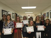 PTA SMARTboard Winners Recognized